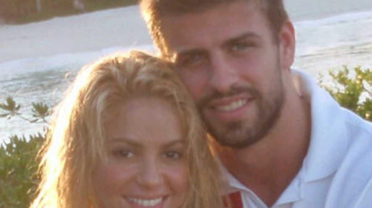 PHOTO Shakira officialise sa relation avec Gerard Piqué