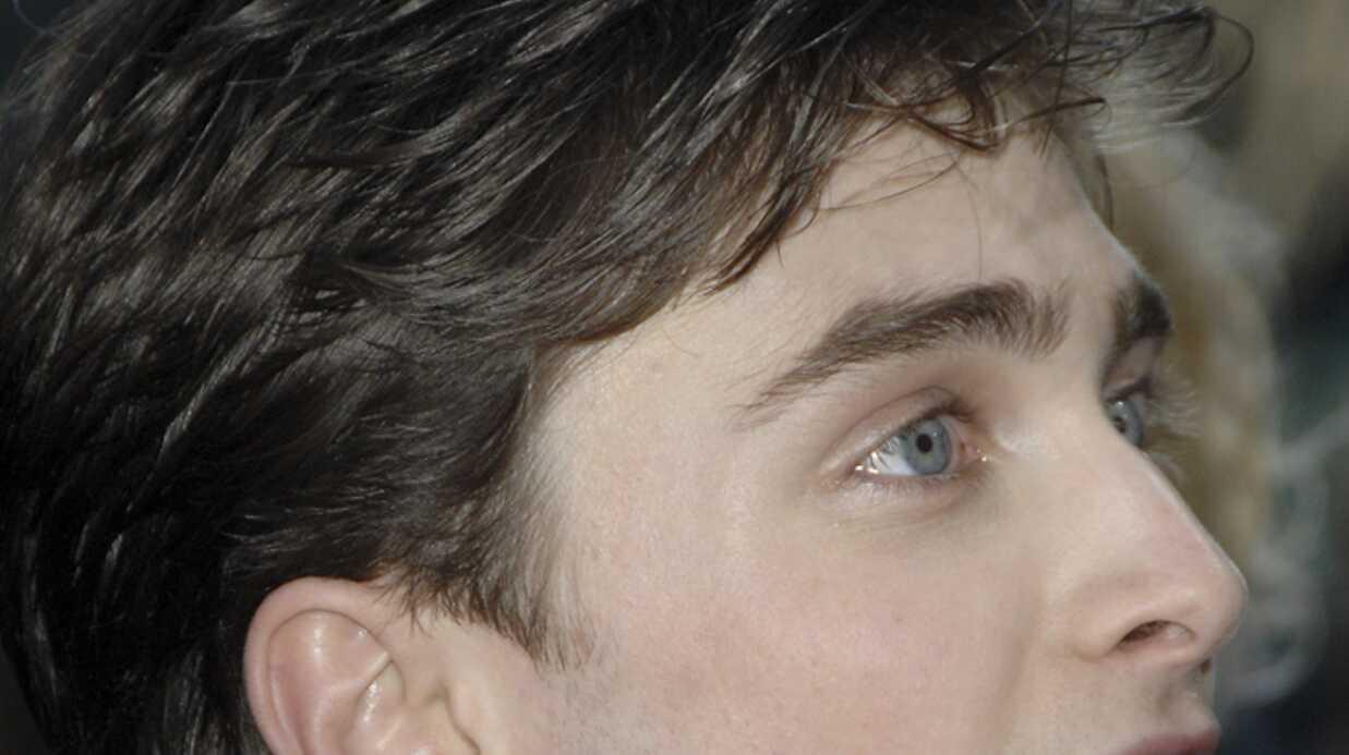 Daniel Radcliffe, malade sur le tournage de Harry Potter 7