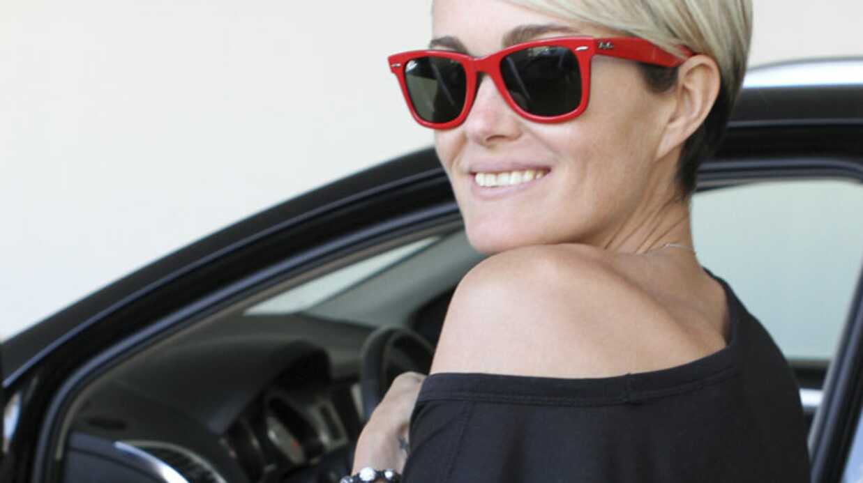 Laeticia Hallyday pose nue pour Saint-Barthélémy