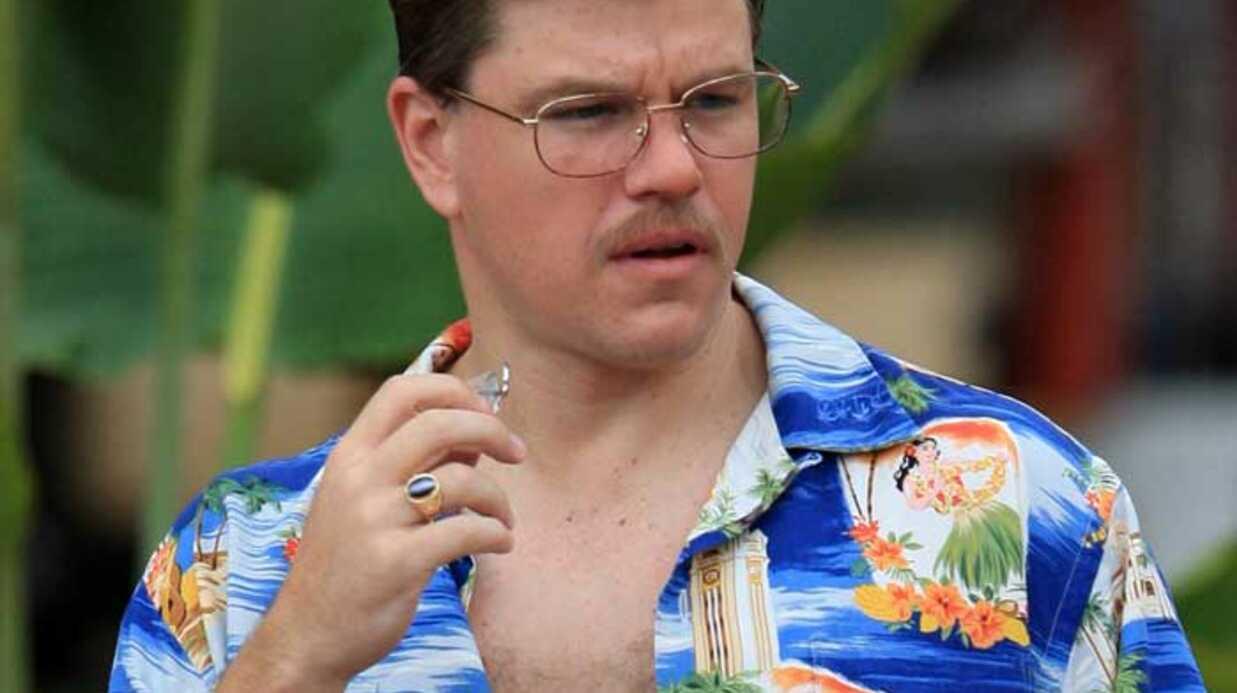 Matt Damon bluffant dans The Informant!