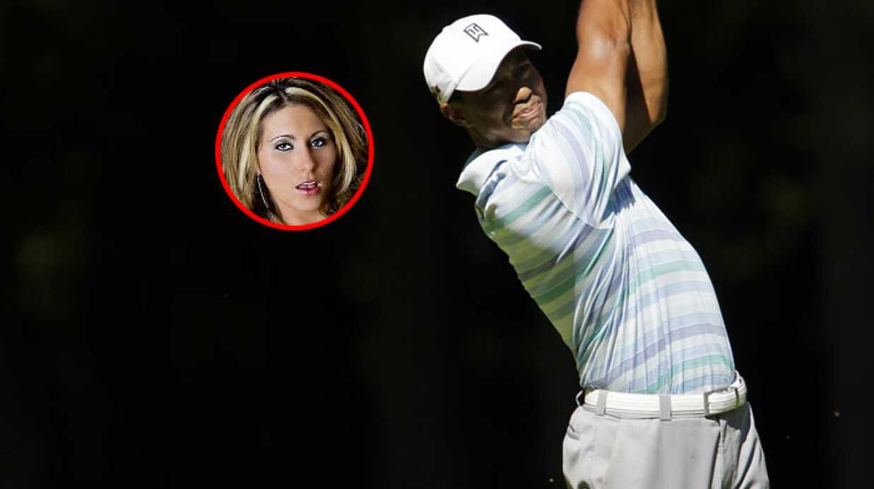 Tiger Woods: la pornostar Davon James vend une sextape