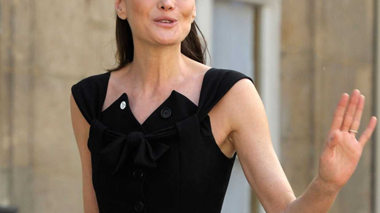 Carla Bruni: deux bios très attendues