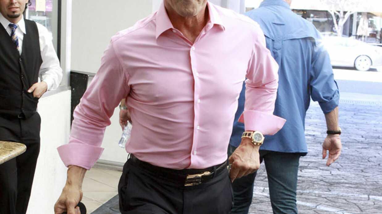 Sylvester Stallone: souci avec la police de Los Angeles