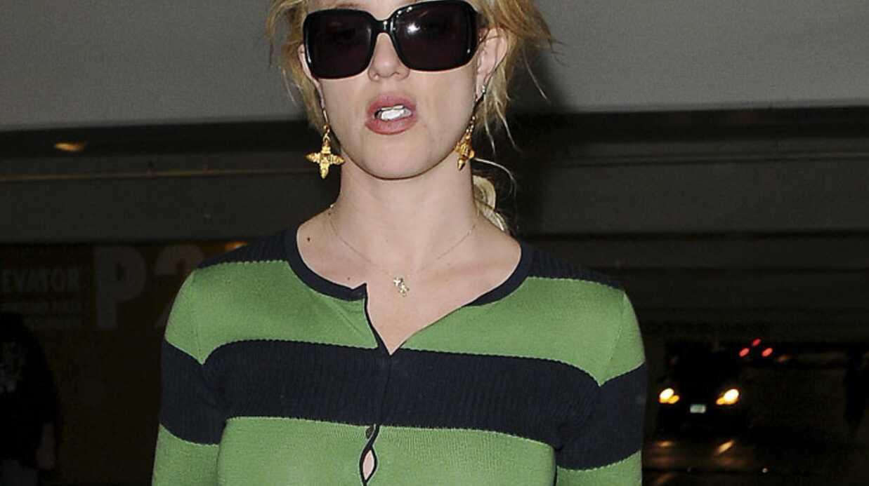 Britney Spears a du mal à respecter son régime