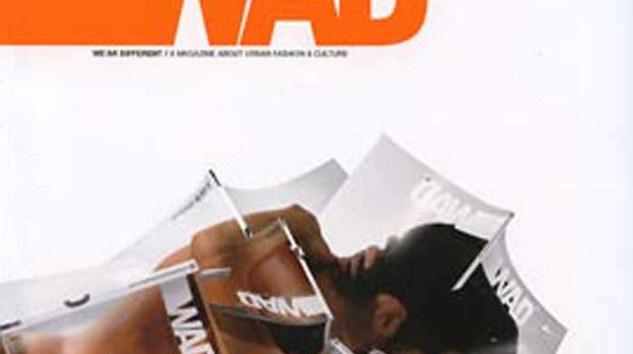 Le magazine Wad réinterprète Voici dans son numéro 43