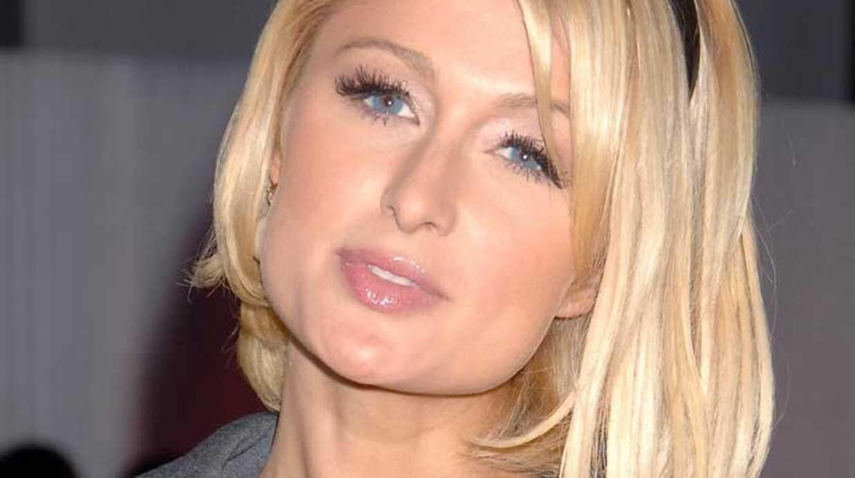 Paris Hilton La métamorphose