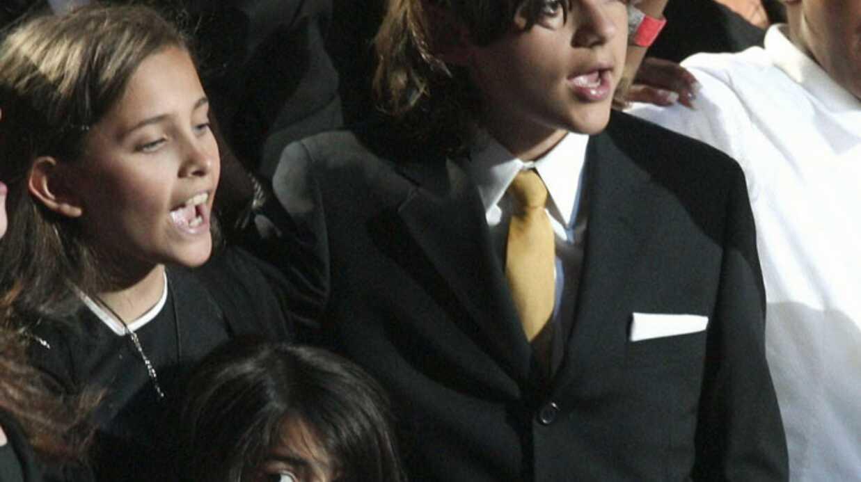 Grammy Awards: changement de programme pour les enfants Jackson