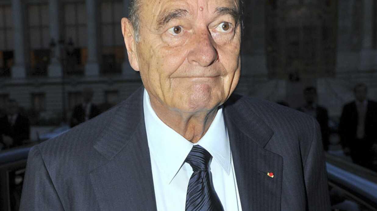 Jacques Chirac n'a pas d'Alzheimer selon Bernadette