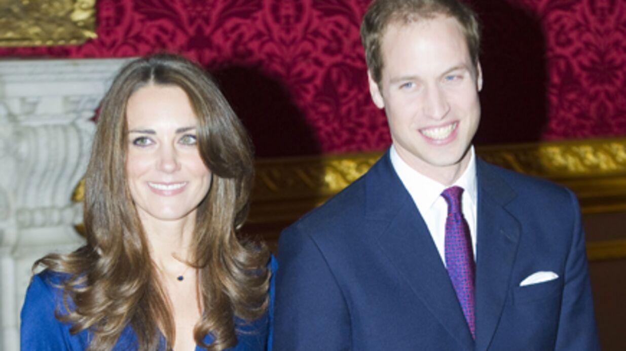 Kate et William: leur mariage menacé par des anarchistes