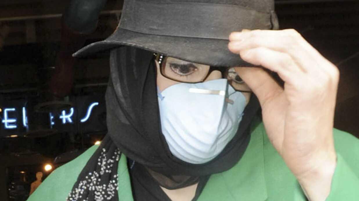 Michael Jackson: on a volé son nez