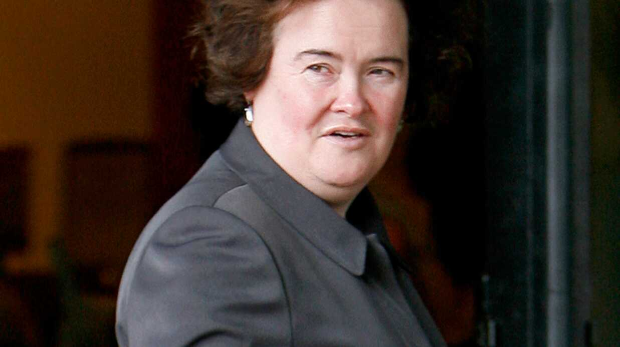 Susan Boyle a perdu la finale de Britain's got talent