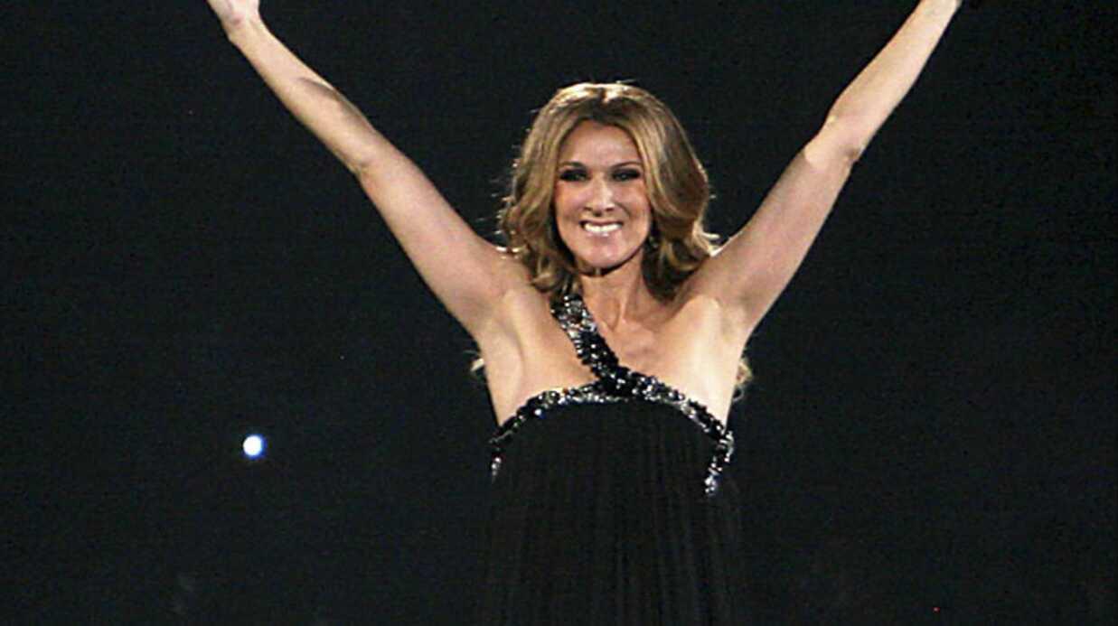 Céline Dion parle de sa grossesse et de ses jumeaux