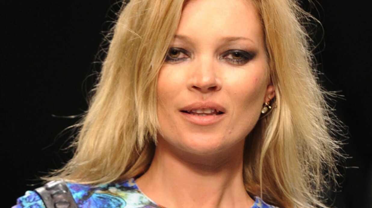Kate Moss: après ses mésaventures, elle déménage