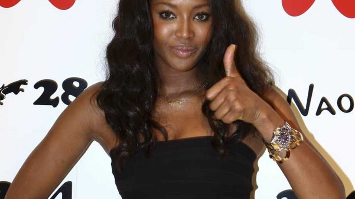 Naomi Camp­bell, actrice dans un film de Bolly­wood