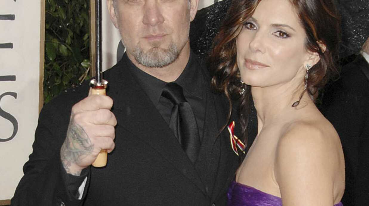Sandra Bullock: son mari en cure de désintoxication sexuelle
