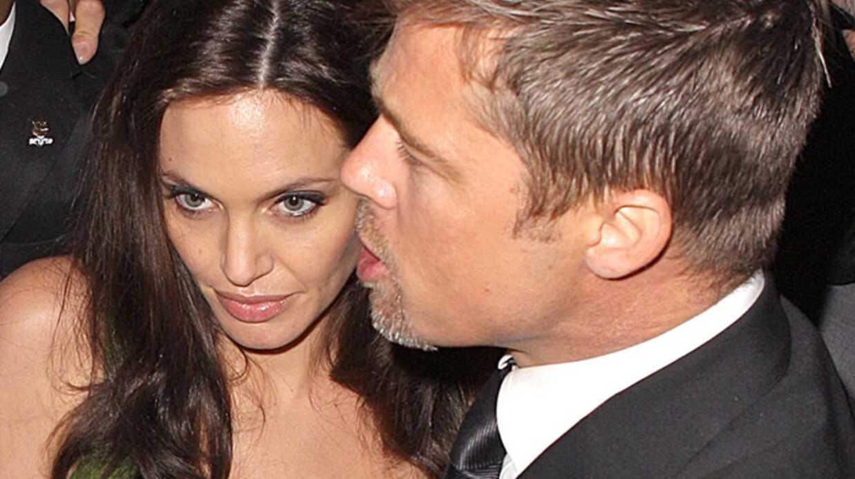 Angelina Jolie et Brad Pitt ont été effrayés par France 3