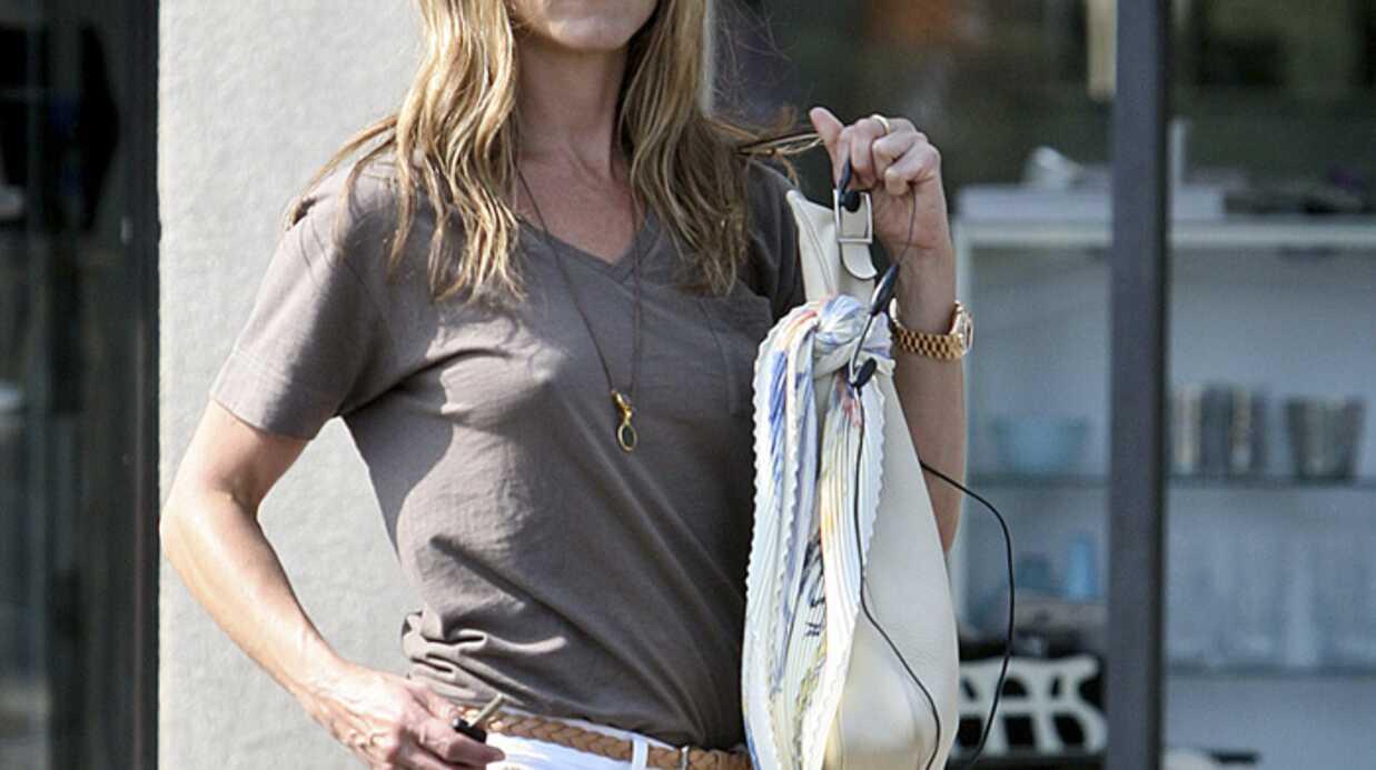 Jennifer Aniston dément toute chirurgie esthétique