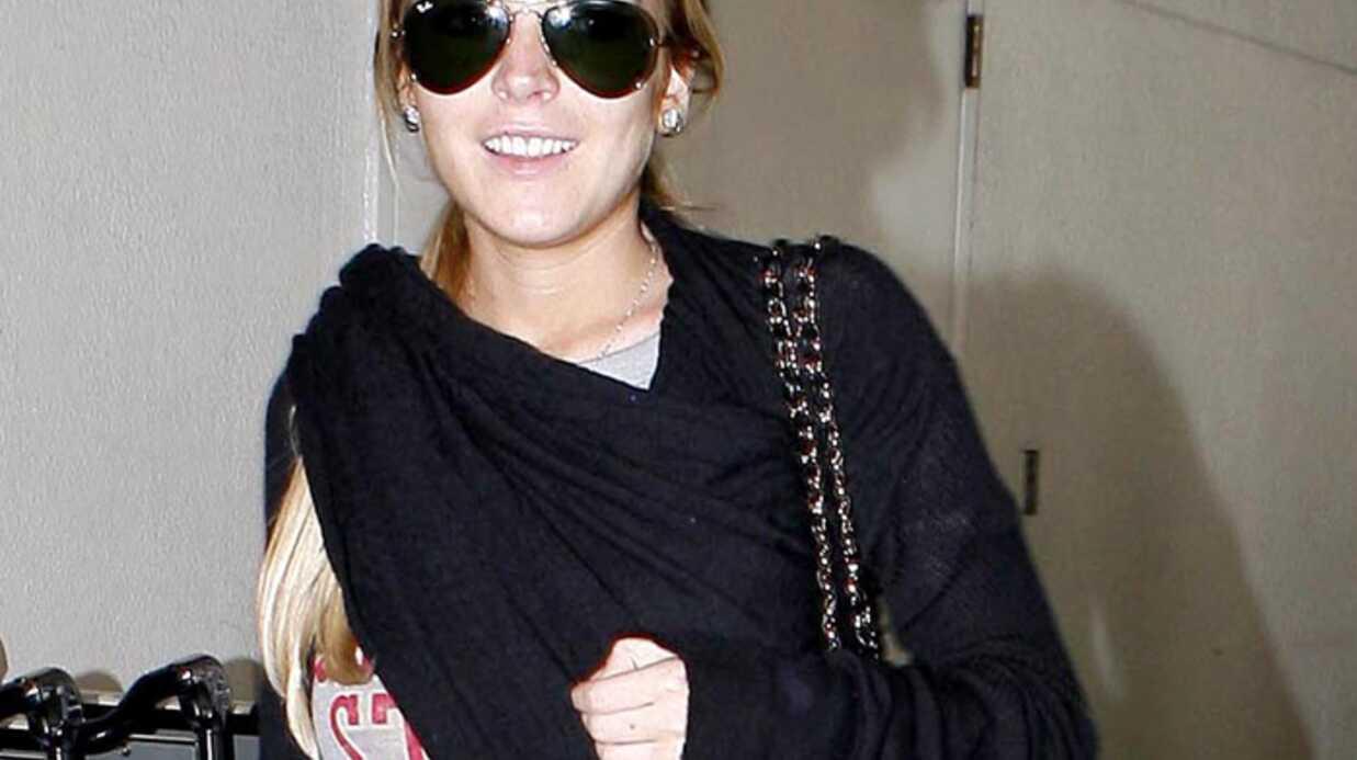 Lindsay Lohan blessée par les propos d'un policier