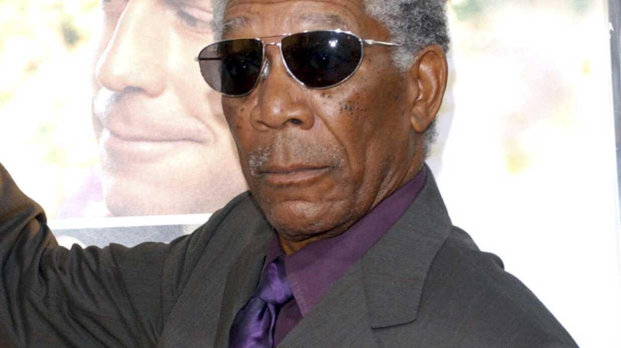 Morgan Freeman a été gravement touché lors d'un accident de la route