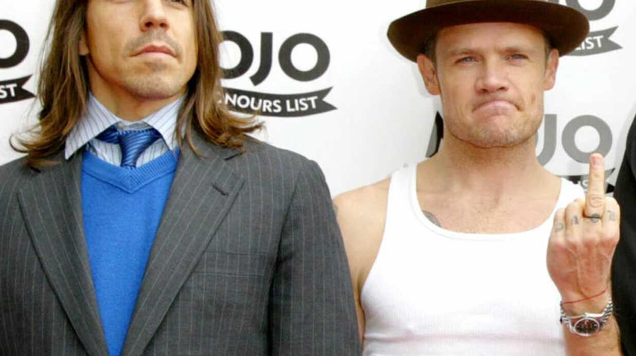 Les Red Hot Chili Peppers préparent un nouvel album