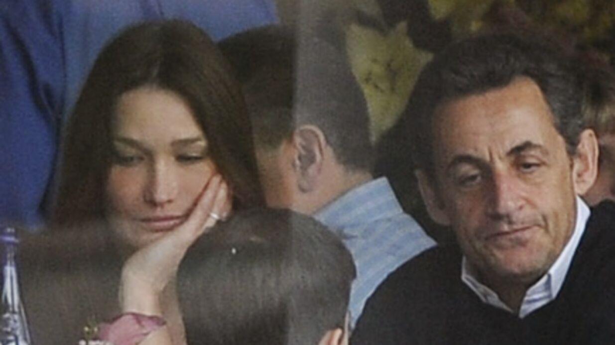Nicolas Sarkozy et Carla Bruni partent en vacances