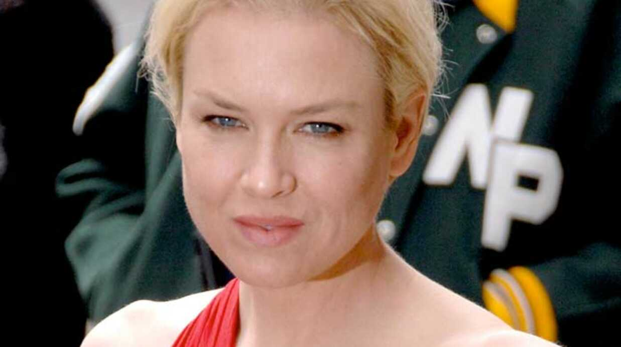 Renee Zellweger pensait avoir un cancer du sein