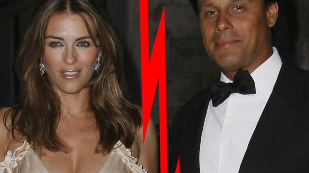 Liz Hurley divorce enfin d'Arun Nayar