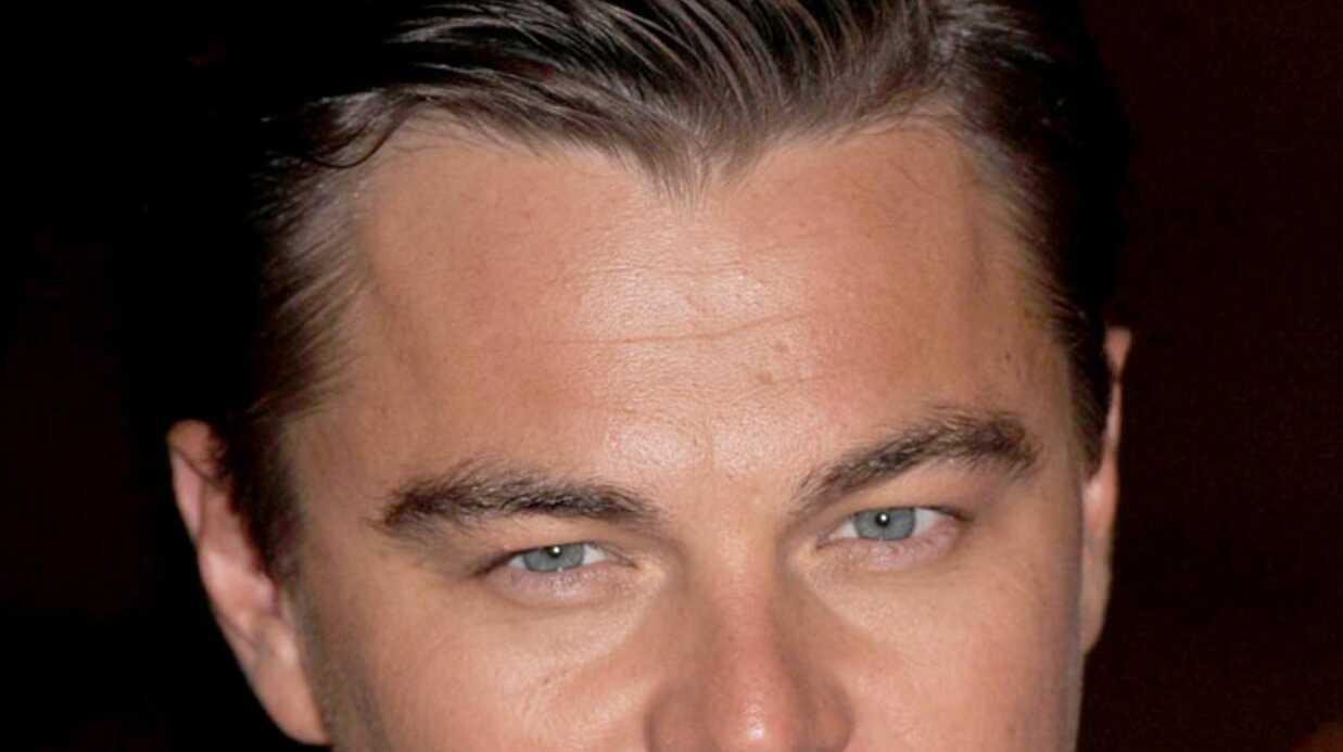 Leonardo dicaprio sera Jack Frost dans The guardians
