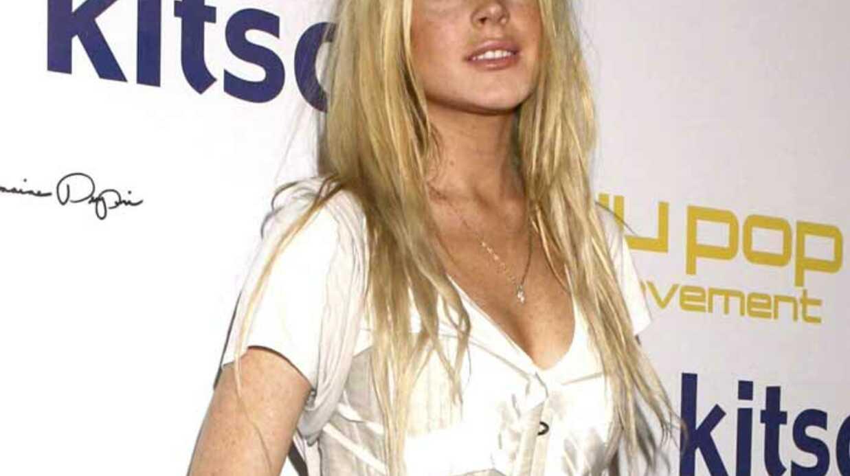Lindsay Lohan et Cash Warren: pas de flirt!
