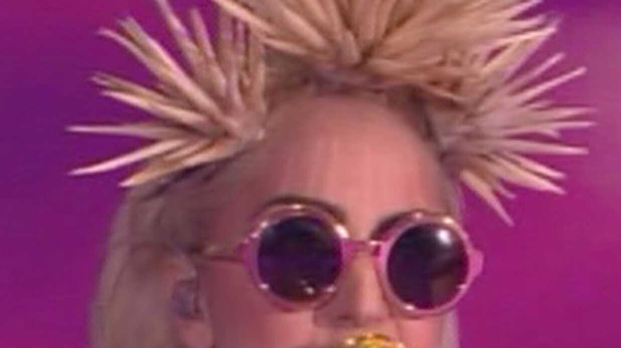 Lady Gaga veut acheter le piano de son duo avec Elton John