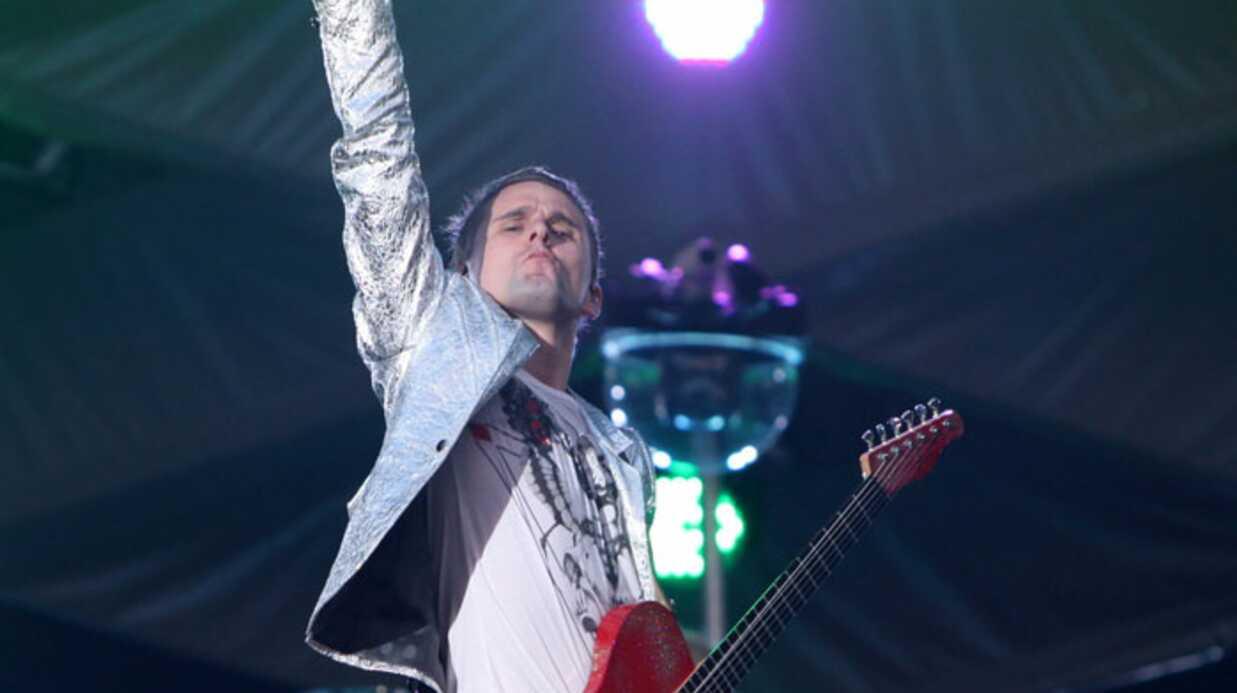 Muse: bientôt un concert dans l'espace?