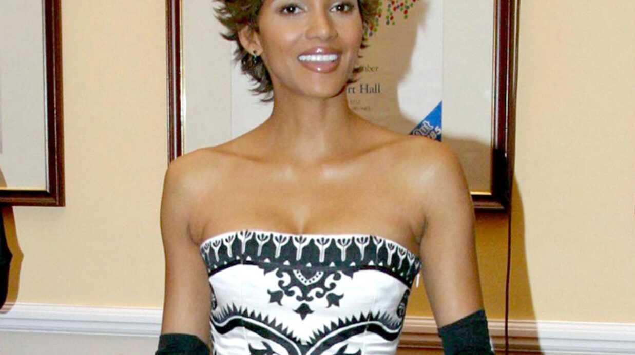 Halle Berry élue femme noire la plus sexy du monde en juillet 2008