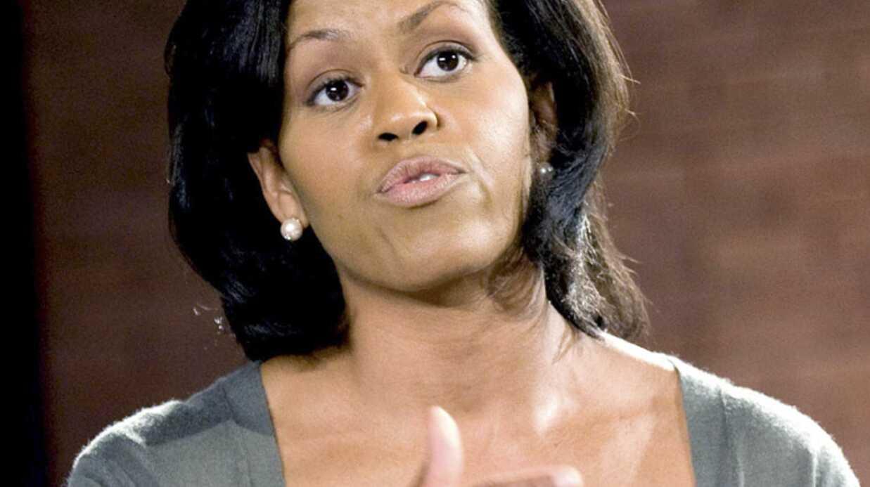 Michelle Obama: polémique sur ses chaussures à 540 dollars