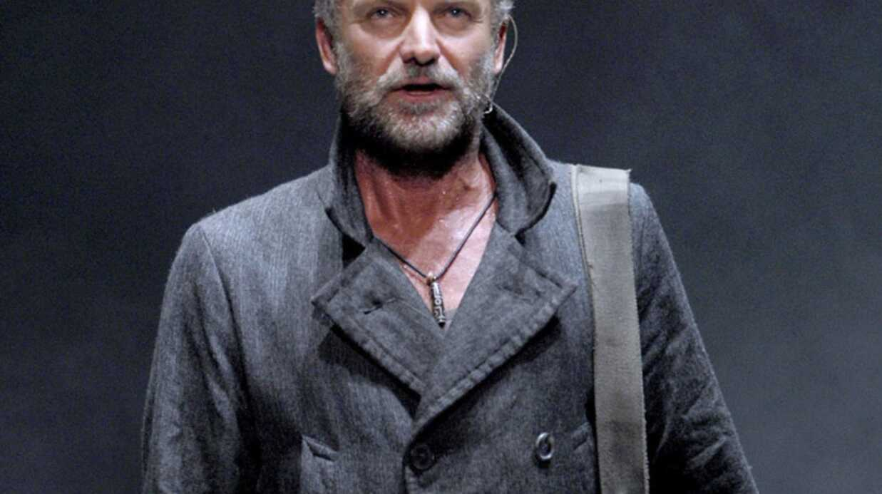 Sting: sa fille hospitalisée d'urgence