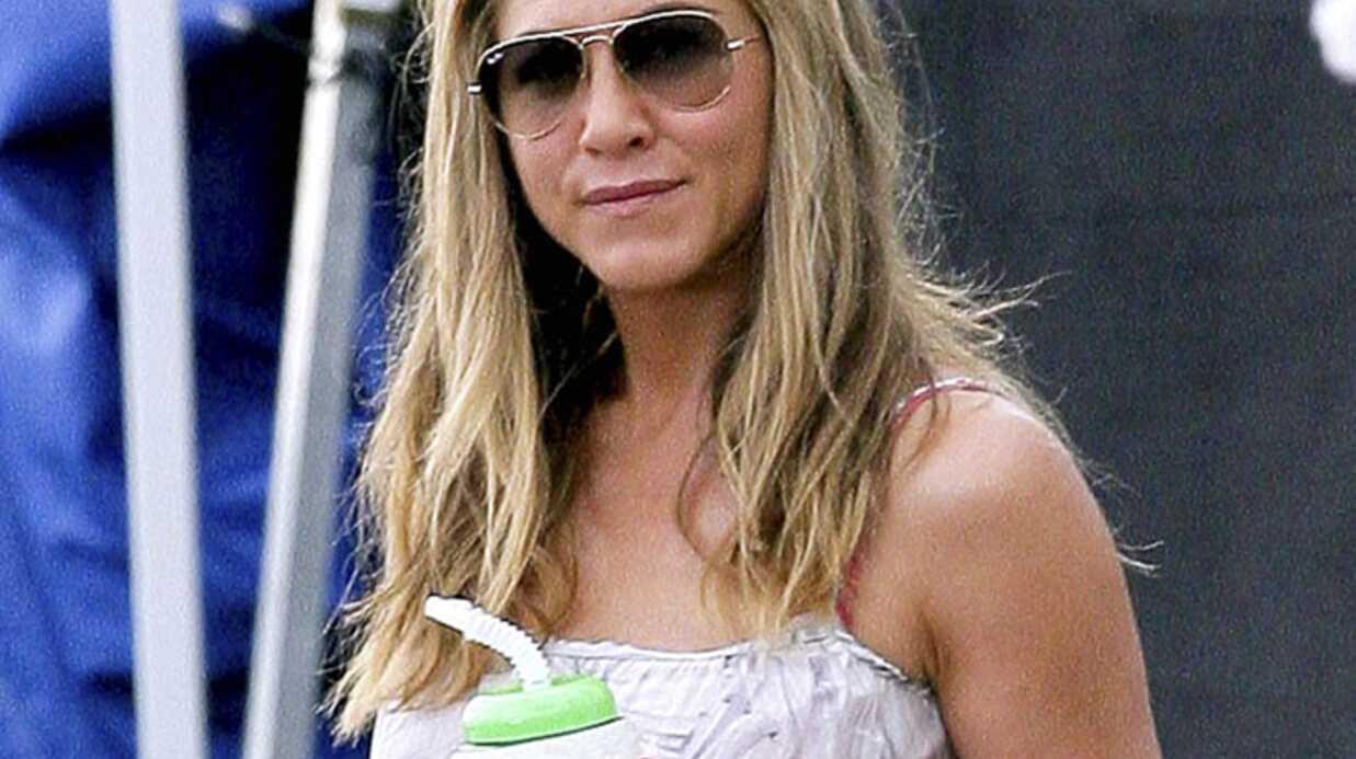 Jennifer Aniston: un régime à base de nourriture pour bébé