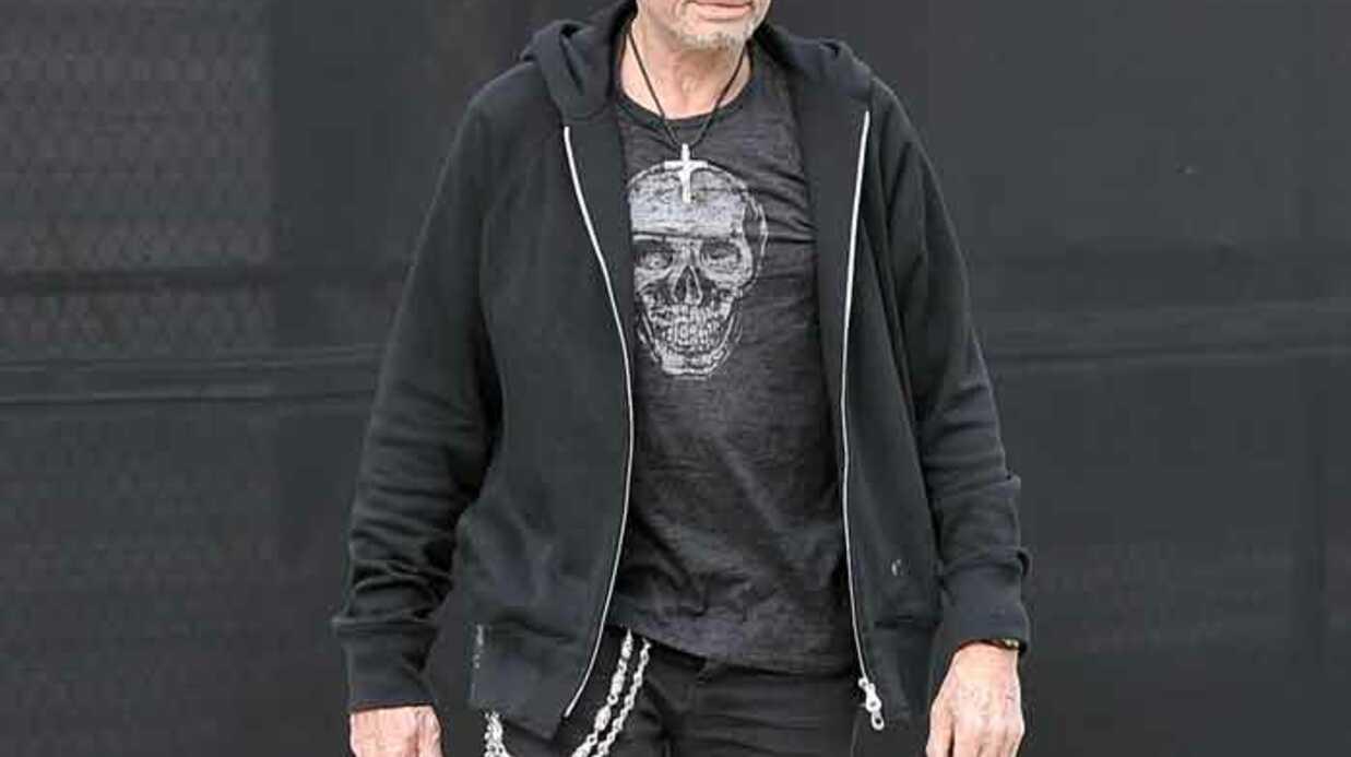 Johnny Hallyday dépense beaucoup trop d'argent