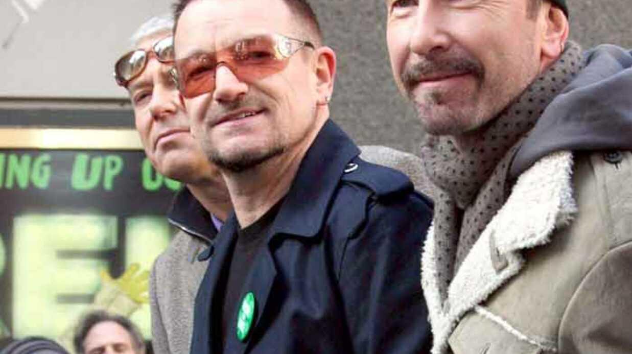 U2: une rue de New York rebaptisée U2 Way
