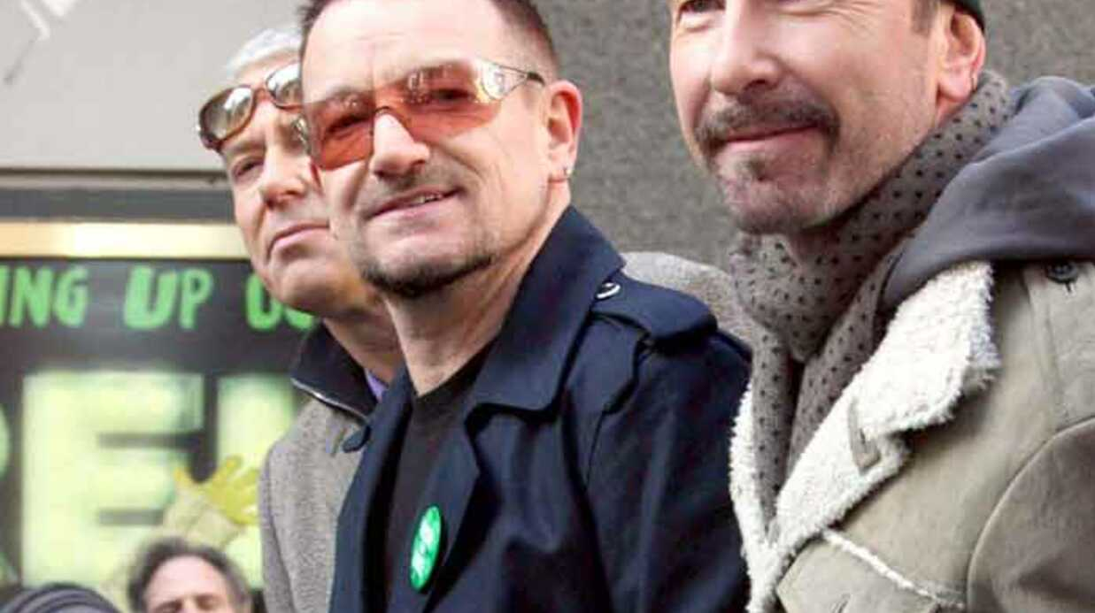 U2 : une rue de New York rebap­ti­sée U2 Way