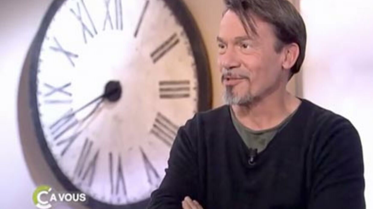 Florent Pagny avoue porter des implants capil­laires !