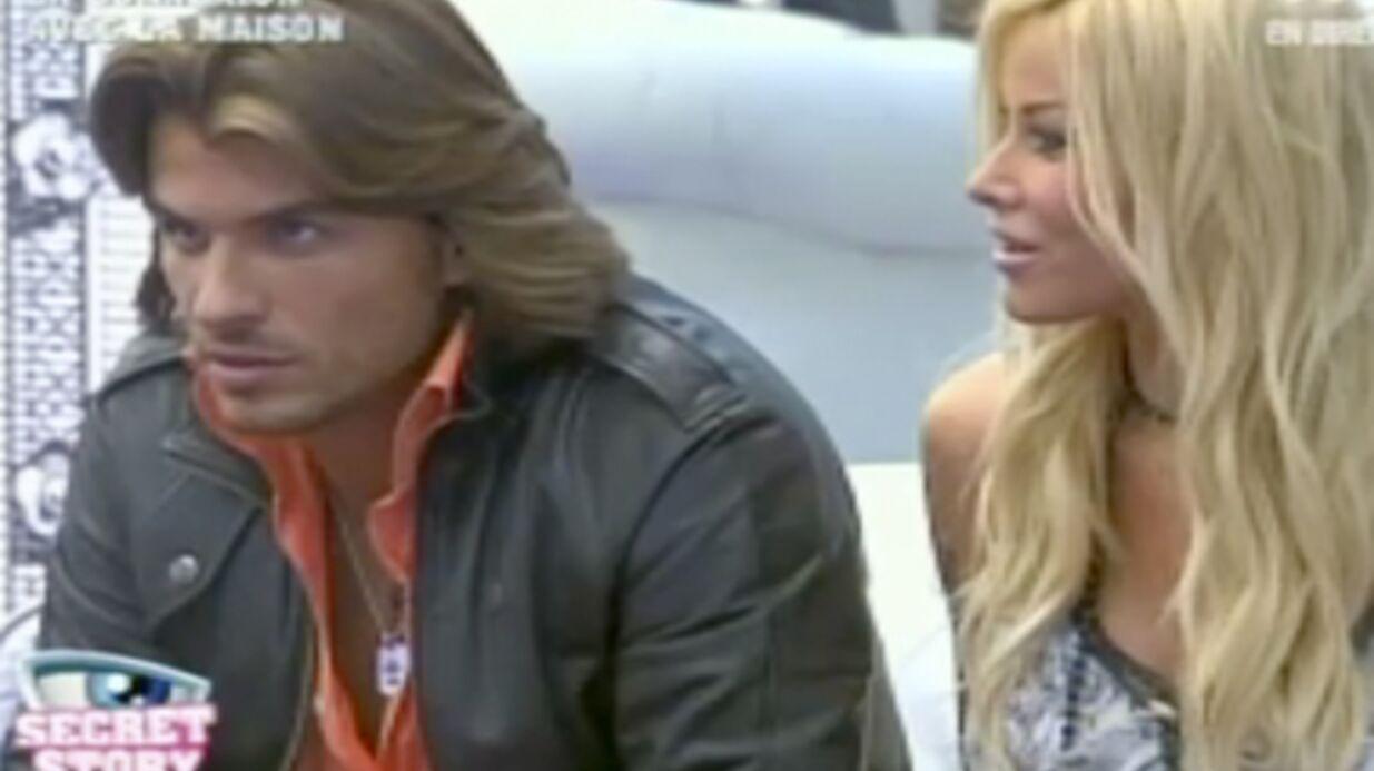 Secret Story 3: Angie en colère contre Cindy