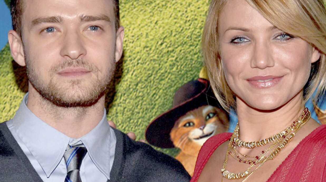Cameron Diaz de nouveau avec Justin Timberlake