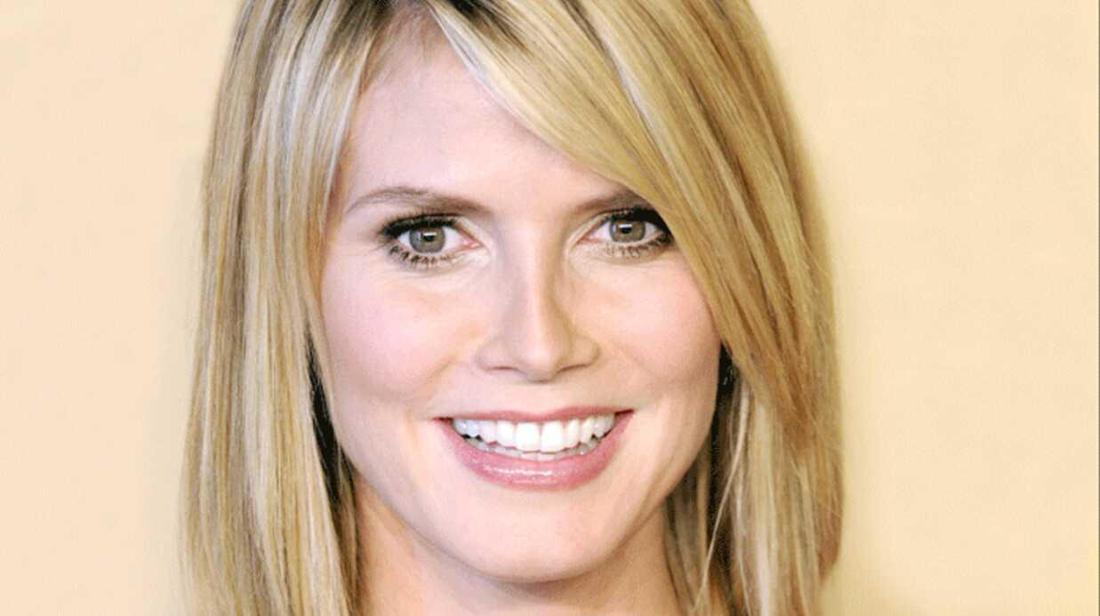 Heidi Klum présentera le défilé Victoria's secret