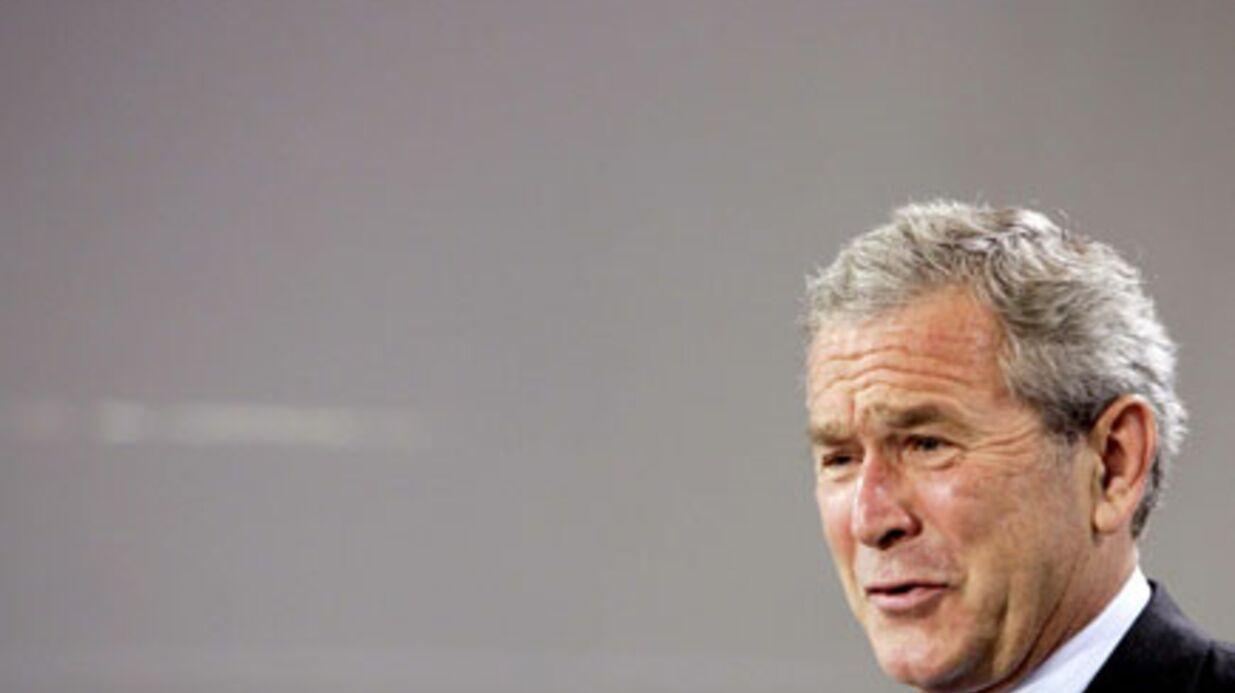 George W Bush raconte ses souvenirs d'alcoolique