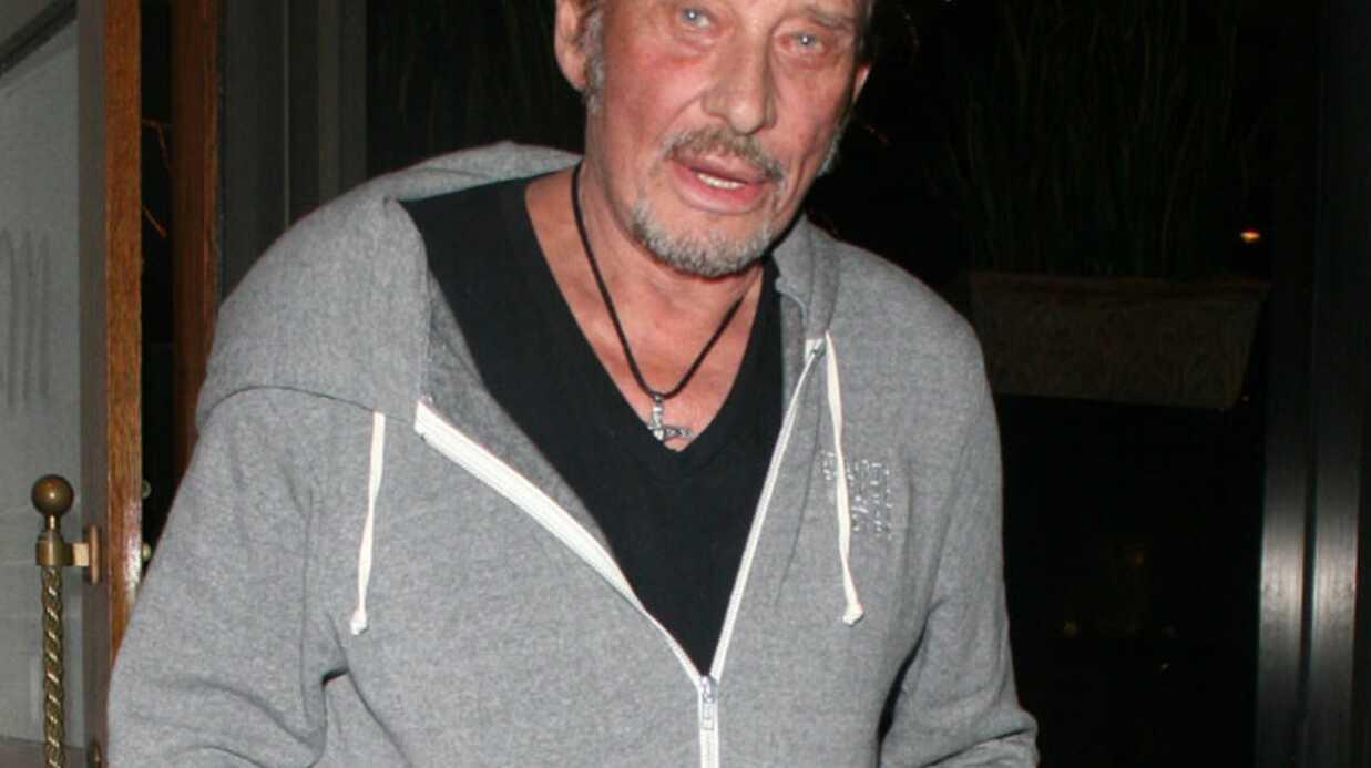 Johnny Hallyday: son fils David parle de son cancer