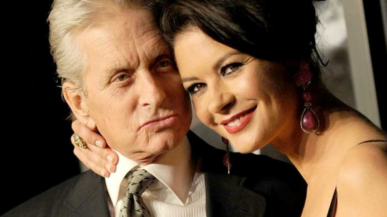 Cathe­rine Zeta-Jones refuse un rôle pour Michael Douglas