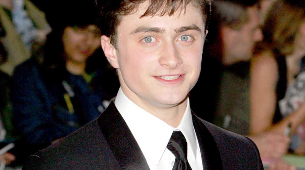 Daniel Radcliffe a été dépucelé par une fille de 23 ans