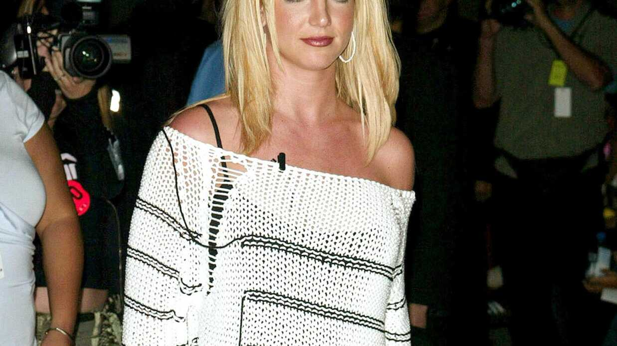 Britney Spears: «Hold It Against Me» était pour Katy Perry