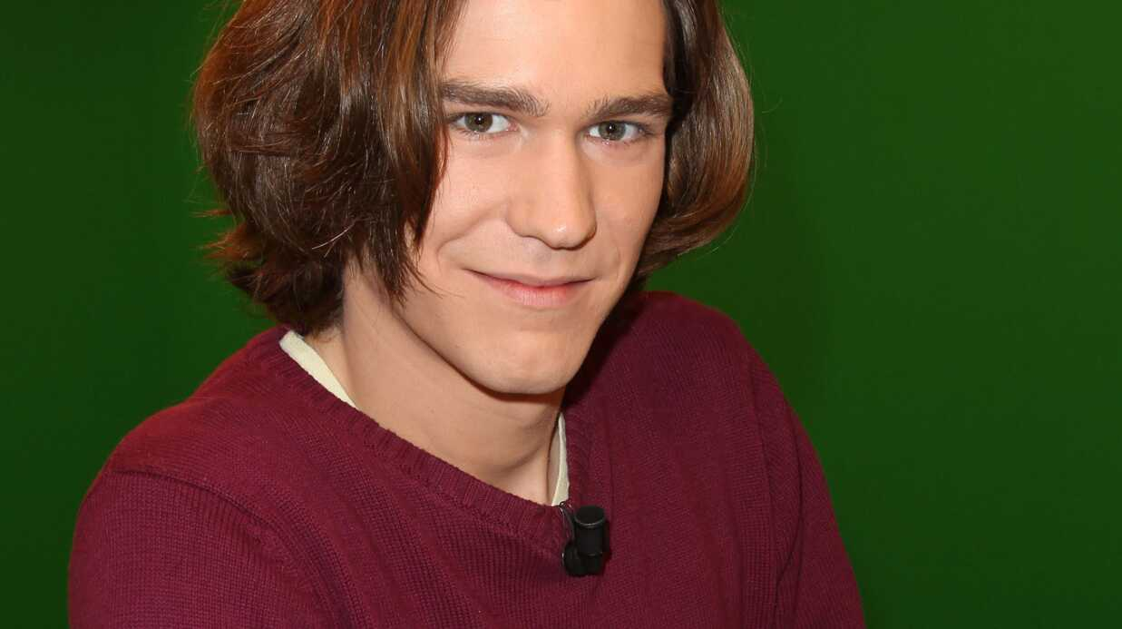 Amaury Vassili la voix française de l'Eurovision 2011