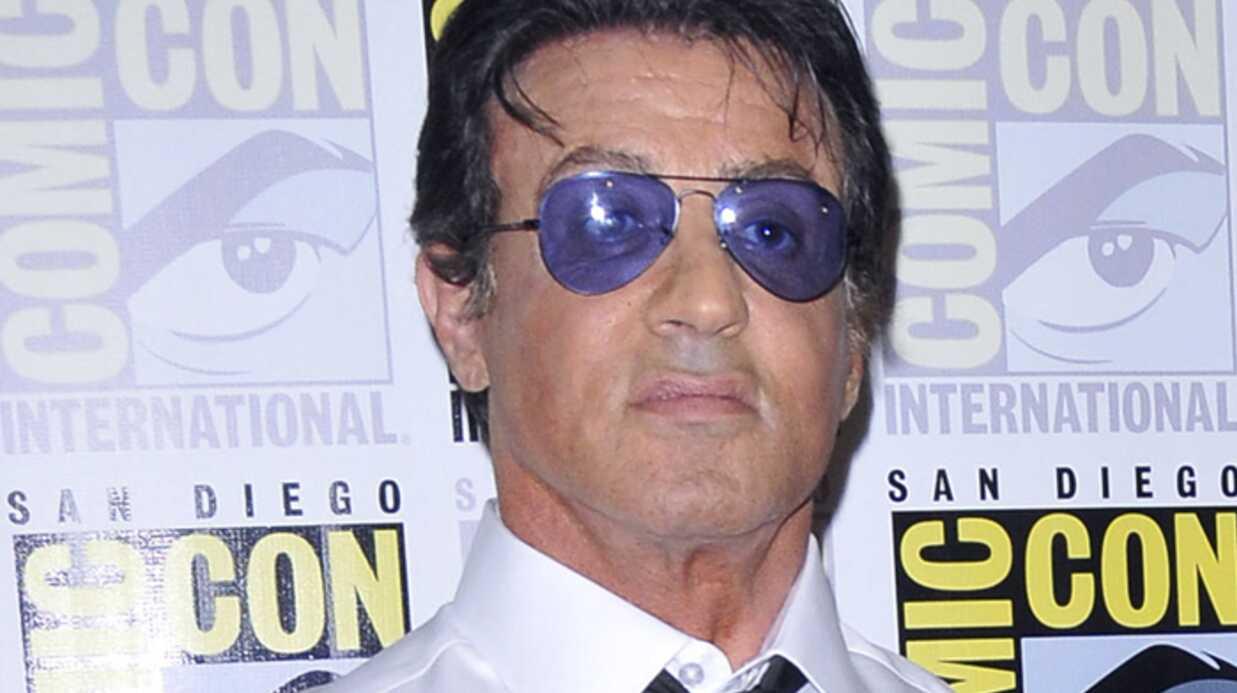Sylvester Stallone à Rosny-sous-Bois pour Expendables