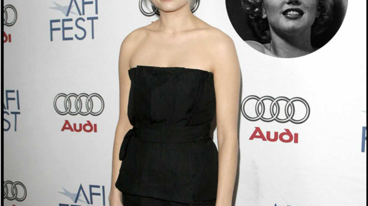 Michelle Williams pourrait jouer le rôle de Marilyn Monroe